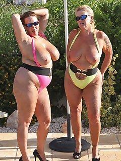 BBW Bikini Pictures