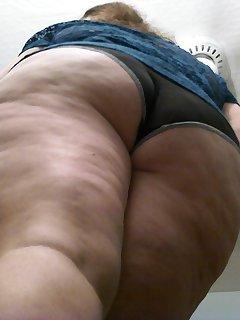 BBW Upskirt Pictures