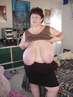 BBW Undressing Pictures